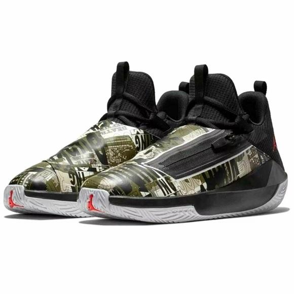 Nike Jordan Jumpman Hustle Mens